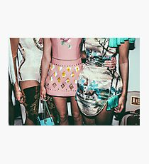"London Fashion Week ""Hips"" Photographic Print"