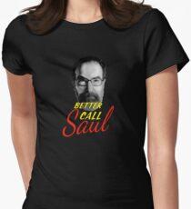 Better Call Saul Womens Fitted T-Shirt