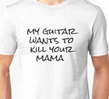 Rock Guitar  Unisex T-Shirt
