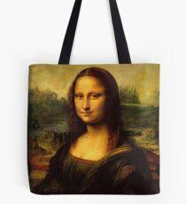 Leonardo da Vinci - Mona Lisa Tote Bag