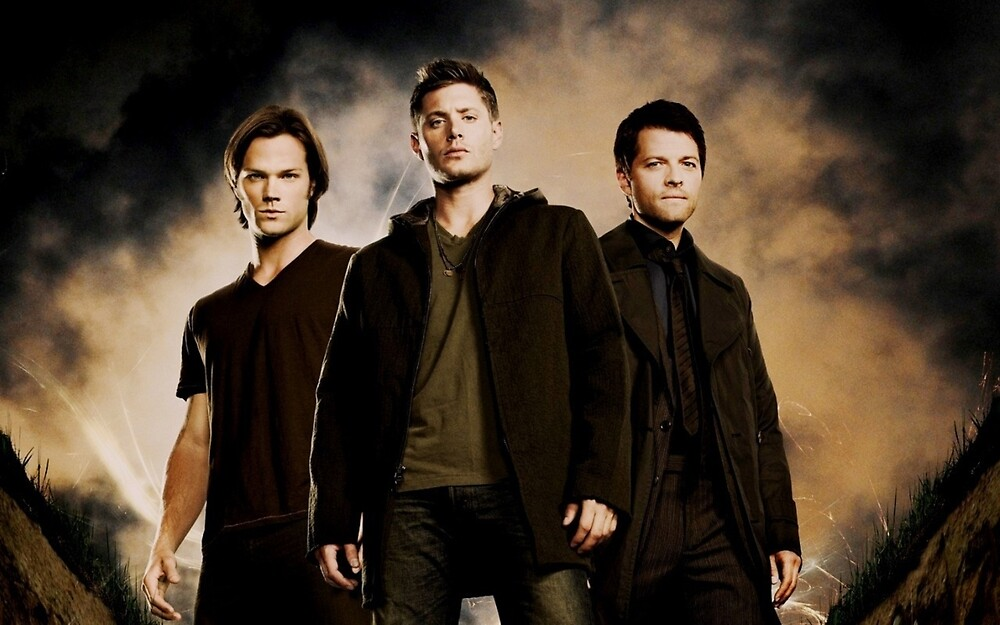 Supernatural Trio by Charmamber