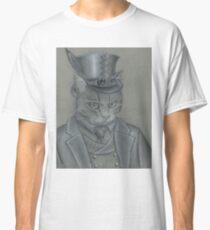 Steampunk Cat Classic T-Shirt