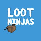 Loot Ninjas - Gaming Channel by PyroDraco