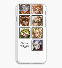 Heroes in Time iPhone Case/Skin