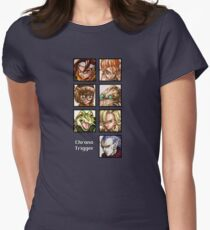 Heroes in Time Women's Fitted T-Shirt