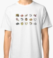 Camiseta clásica Neko Atsume