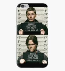 Sam und Dean Mugshots iPhone-Hülle & Cover