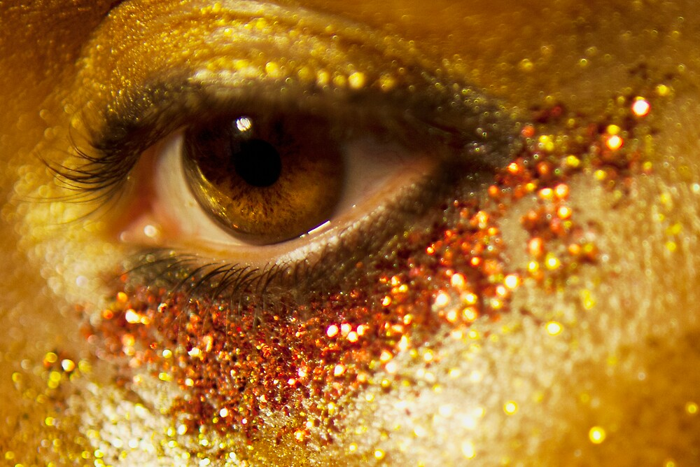 Glitter Nightmare by T M B
