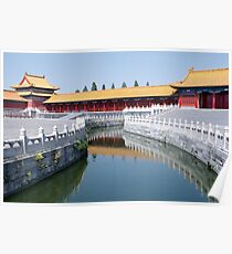 Beijing: Within The Forbidden City Poster