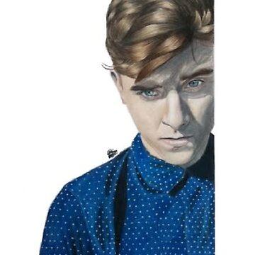 Connor Franta by art-ic-monkeys