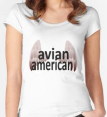 Avian American Women's Fitted Scoop T-Shirt