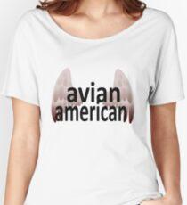 Avian American Women's Relaxed Fit T-Shirt