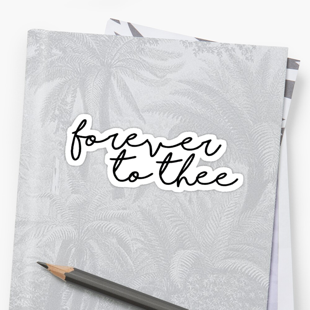 forever to thee by cfinkdoescrafts