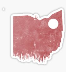 Ohio is for Lovers  Sticker