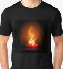 Burning Hearts T-Shirt