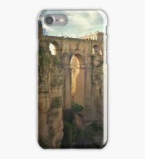El Puente Nuevo de Ronda iPhone Case/Skin