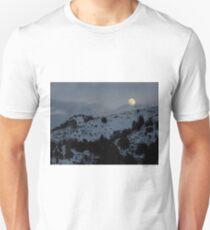 Christmas Full Moon T-Shirt