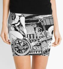 Invasion of the Betty Snatchers Mini Skirt