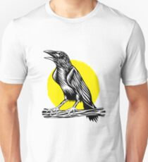 Black Crow Unisex T-Shirt