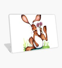 Some Bunny Loves You Laptop Skin