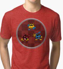 0015 - Viruses! Tri-blend T-Shirt
