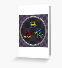 0015 - Viruses! Greeting Card