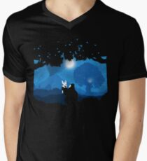 Ori and the Blind Forest Men's V-Neck T-Shirt