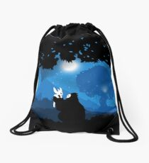 Ori and the Blind Forest Drawstring Bag