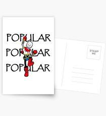 Undertale Papyrus Popular Postcards