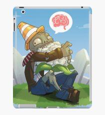 0009 - Vegan Braaaiinsss iPad Case/Skin