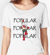 Undertale Papyrus Popular Women's Relaxed Fit T-Shirt