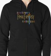 Game of Roles Zipped Hoodie