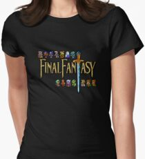Game of Roles Women's Fitted T-Shirt