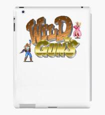Guns Blazing iPad Case/Skin