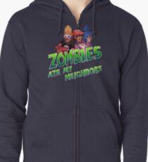 Save Our Neighbors! Zipped Hoodie