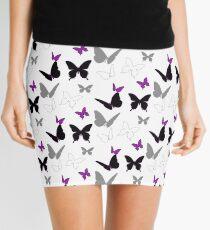 Ace Butterflies Mini Skirt