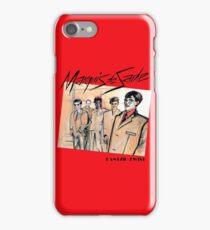 Marquis de Sade - Danzig Twist iPhone Case/Skin