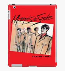 Marquis de Sade - Danzig Twist iPad Case/Skin