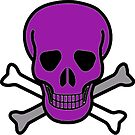 Ace Skulls by AsexualityBlog