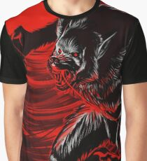 Blood Moon Graphic T-Shirt