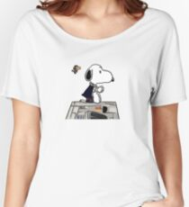 Snoopy Han Solo Women's Relaxed Fit T-Shirt