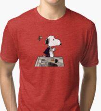 Snoopy Han Solo Tri-blend T-Shirt