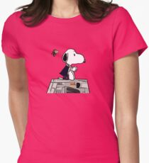 Snoopy Han Solo T-Shirt