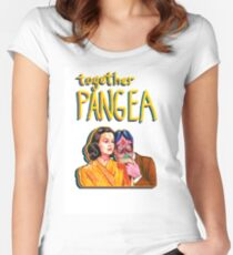 Together Pangea Women's Fitted Scoop T-Shirt