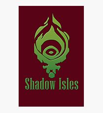 Shadow Isles Photographic Print