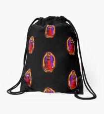 Mary's Glow Drawstring Bag