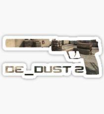 Usp-S Dust 2 Edition. Sticker