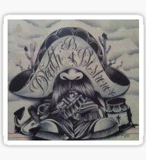 Death B4 Dishonor Sticker