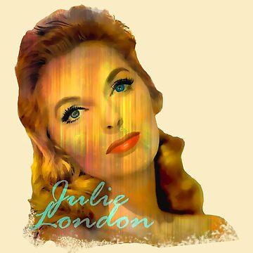 Julie London by RemiBeng