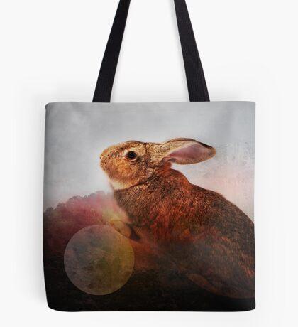 Creature of Rabbit Tote Bag